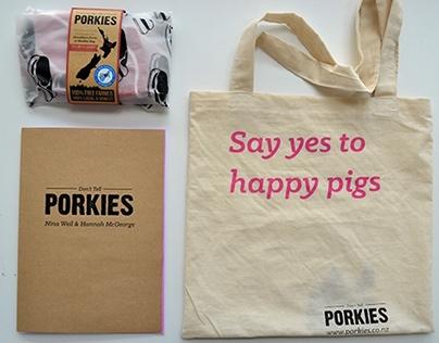 Don't Tell Porkies