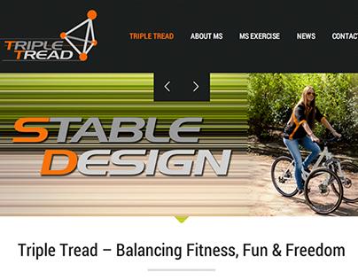 Triple Tread Website