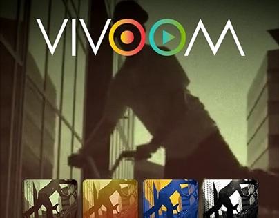 Vivoom/ Vimeo - video effects