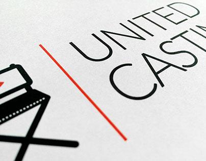 United Casting - Logo design