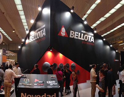 bellota agrisolutions stand (fima2014)