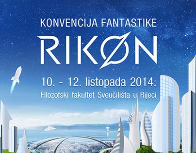 Rikon posters 2011–2016