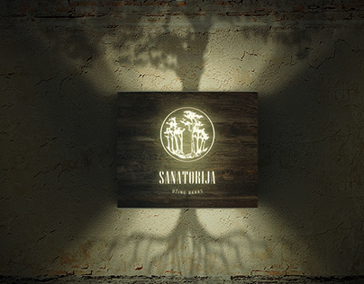 Sanatorija. Gin Bar