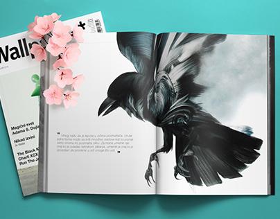 Wallpaper* Magazine redesign