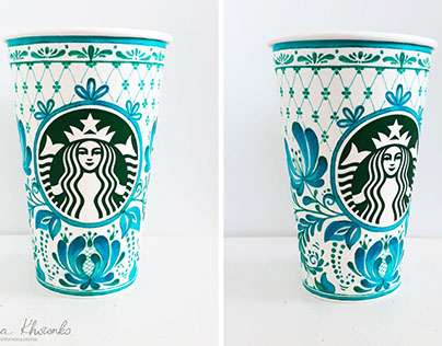 Starbucks Russia. Limited edition