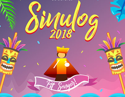 Teofel House Sinulog Poster
