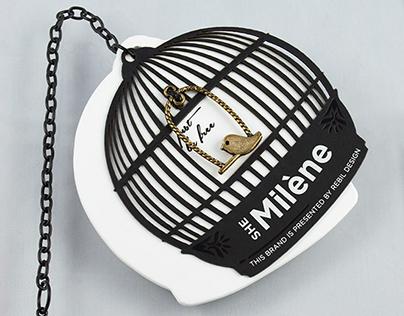 Go Birdy Go | Hang Tag Label Design | She Milène