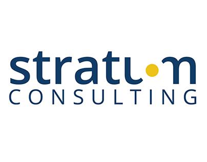 Stratum Consulting: Brand Identity