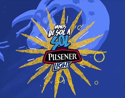 Quédate de sol a sol - Pilsener Light