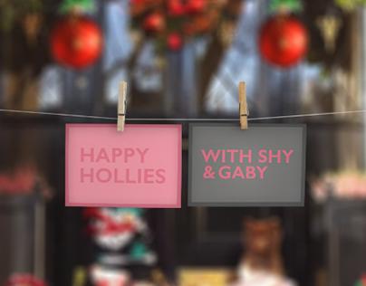 Happy Hollies 2013