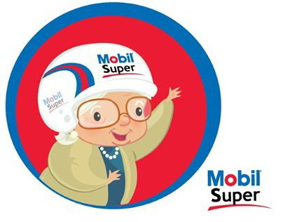ILLUSTRATION | Mobil Super
