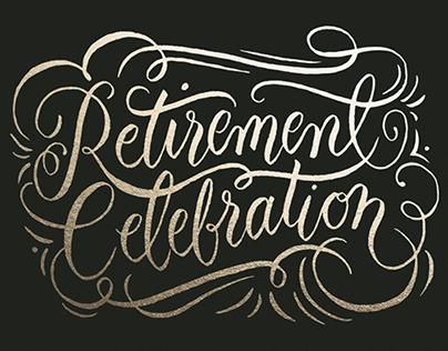 Retirement Celebration
