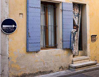 People in Arles