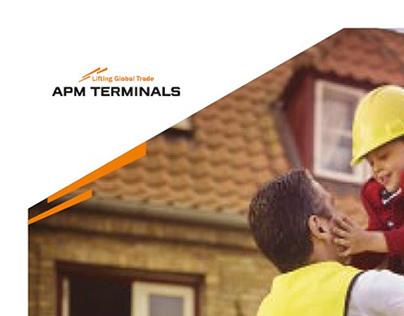 Vídeo - Campanha APM Terminals