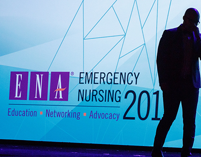 Emergency Nursing 2017 Branded Graphics