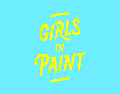 GIRLS IN PAINT / BODY PAINT