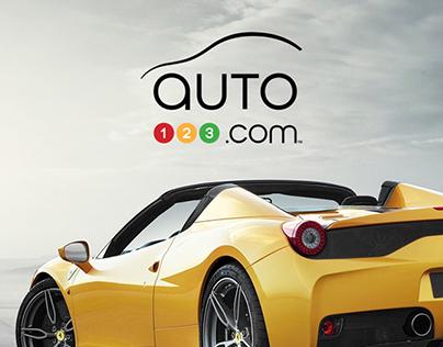 Auto123.com Web Design