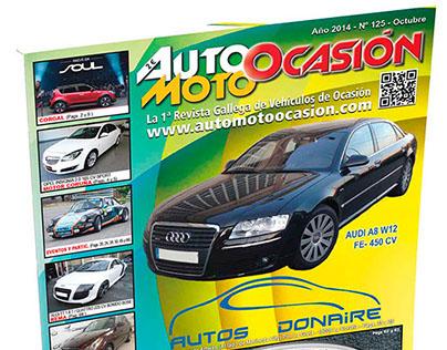 Revista AutomotoOcasión