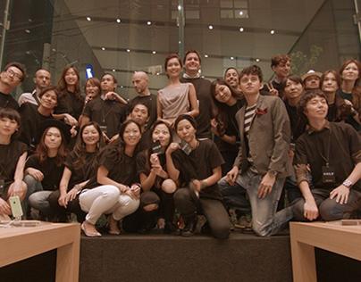 Gilt x Apple: Fashion's Night Out Tokyo 2014
