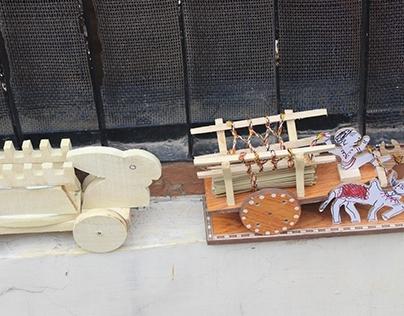 Redesign of Folk Toys of Punjab