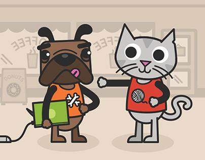 PetHome.com Animation
