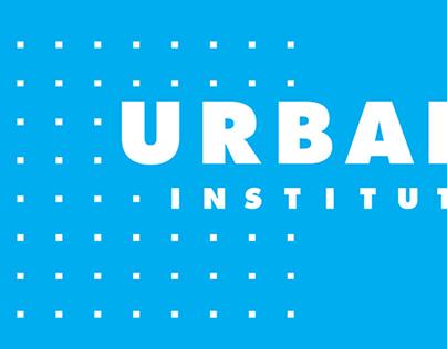 Urban Institute logo reveal