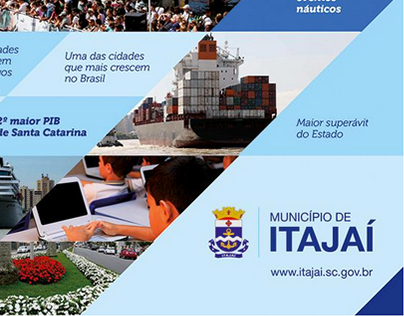 Campanha Institucional Município de Itajaí