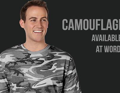 New Arrivals! Camo T-Shirts