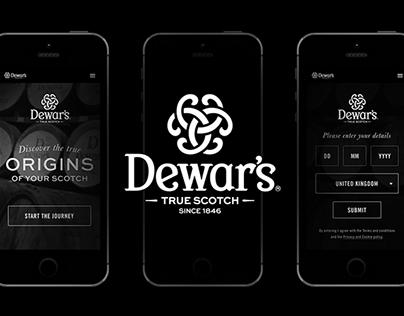 Dewars Whisky | True Scotch