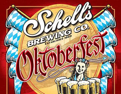Schell's Oktoberfest Rebrand 2014