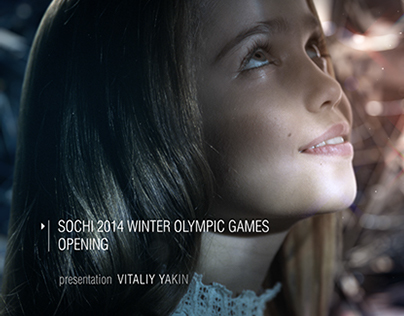 SOCHI 2014 WINTER OLYMPIC GAMES  OPENING