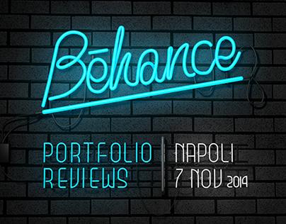 Behance Portfolio Reviews Napoli #4