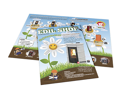 Edil Shop flyer 2014