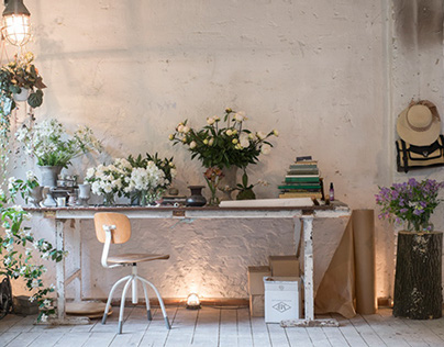Mary Lennox - Bespoke Flowers // Berlin