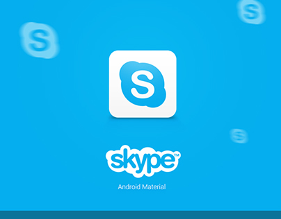 "Skype ""Material"" for Android"