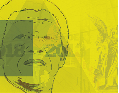 Mandela: The Life The Time Poster