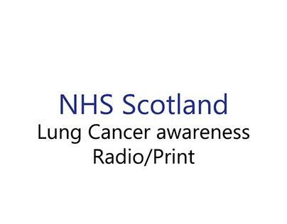 Healthy Scotland: Lung cancer awareness