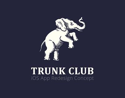 Trunk Club iOS App Redesign Concept