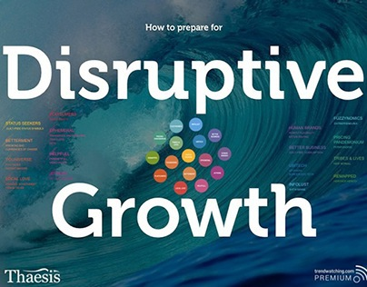 How to prepare for Disruptive Growth in Media