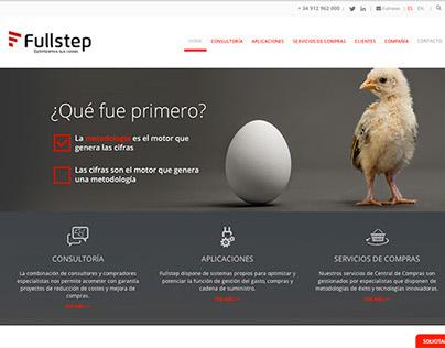 Fullstep renovation (a purchasing management company)