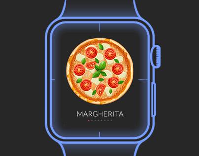 Pizza order process