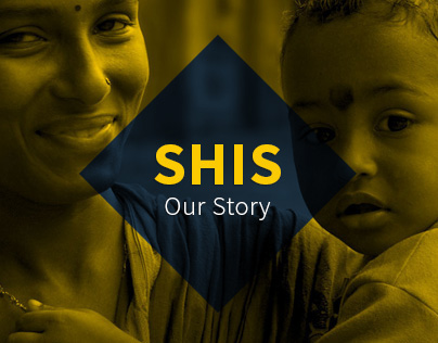 The Story of SHIS - NGO Website