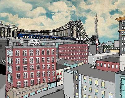 My Brooklyn Apartment.