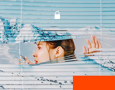女孩與機器人 The Girl and The Robots [密室逃脫] |單曲封面