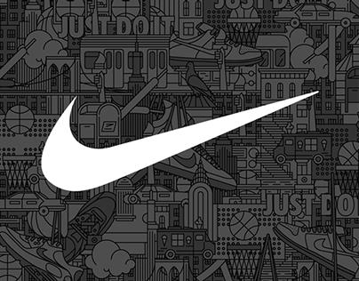 Nike — Pattern
