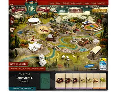 Mükemmeller Kulübü - Online Board Game Intel & Samsung