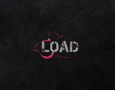 LOAD Dance Company Logo Animation
