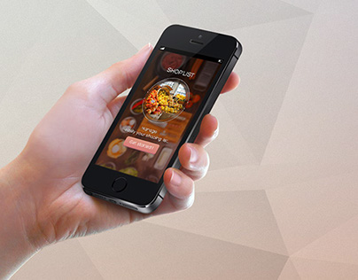 App :: Shop'list