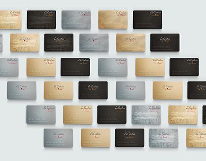 La Cantina - loyalty premium cards
