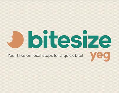 Bitesize YEG - Consumer Rating UI